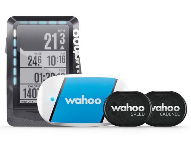 Wahoo Fitness Elemnt - GPS - Bundle noir